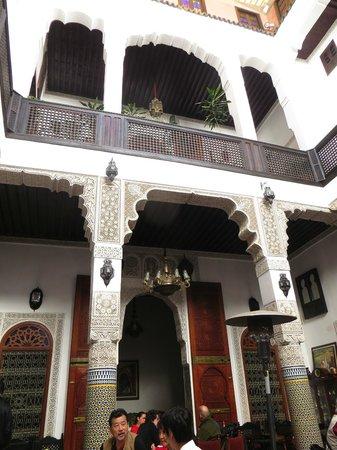 Palais Batha: Riad