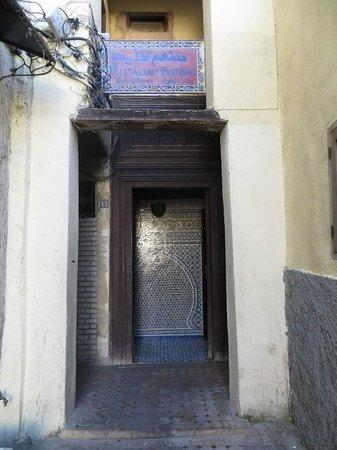 Palais Batha : Entrada al riad