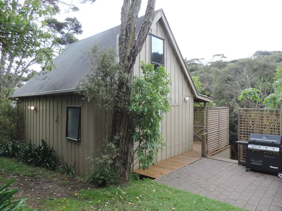 Waiheke Punga Lodge
