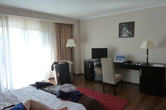 Hotel Krystal: The large room