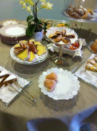 Palazzo Marziale: Breakfast