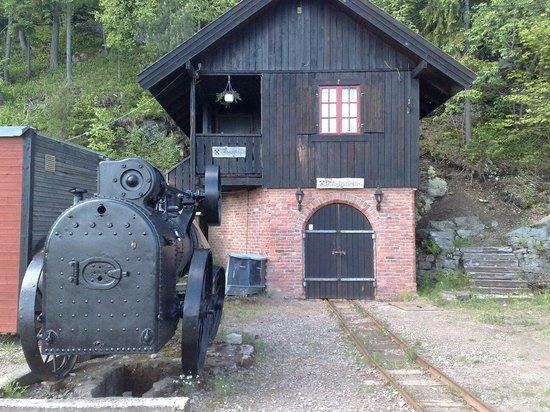 דראמן, נורווגיה: Konnerud grubene