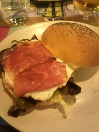 Burgerheim : Hamburguesa