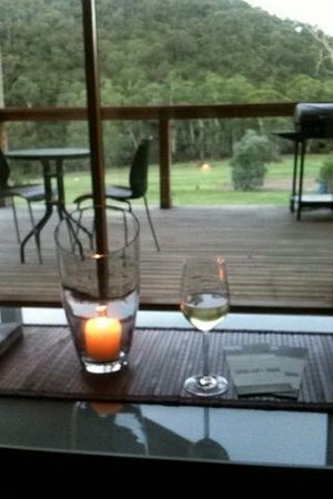 Yering Gorge Cottages: Relaxing
