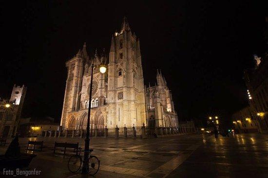 Santa Maria de Leon Cathedral: Catedral de León