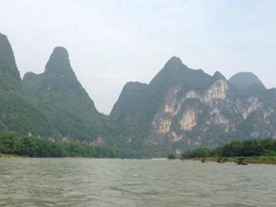 Insight Adventures : The Li River Rafting Tour