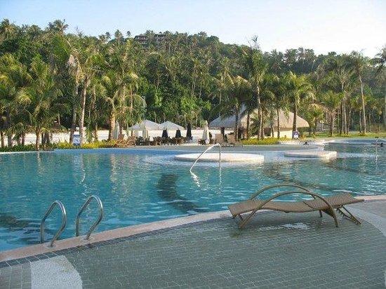 Fairways & Bluewater: infinity pool