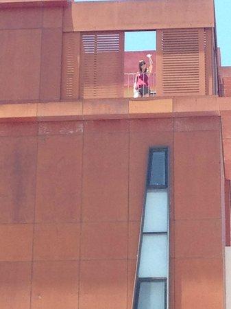 Be Live Experience La Nina: one balcony