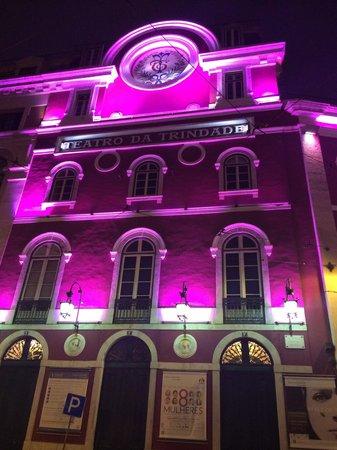 Teatro da Trindade: Le soir