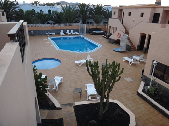Cotillo Sunset: Pool area
