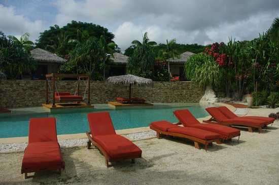 The Havannah, Vanuatu : Lower pool