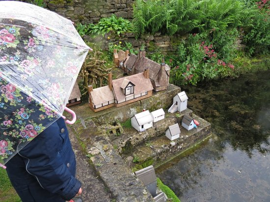 Snowshill Manor: rebuilding the model village