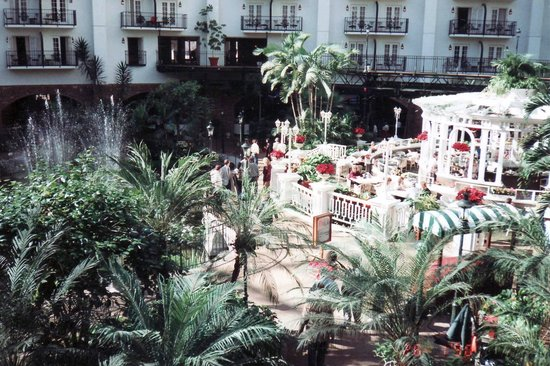 Gaylord Opryland Resort & Convention Center: Opryland Hotel view