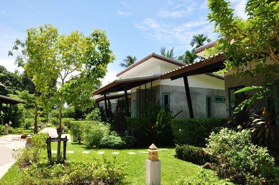 The Gleam Resort: Bungalo