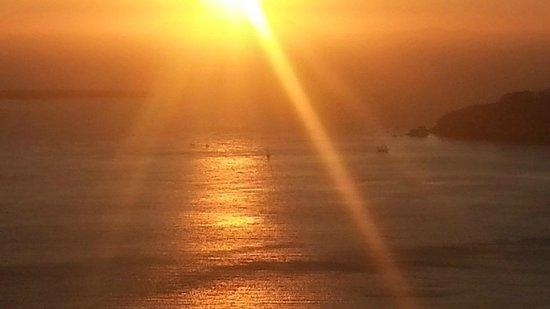 Iliovasilema Suites: Sunset again!..