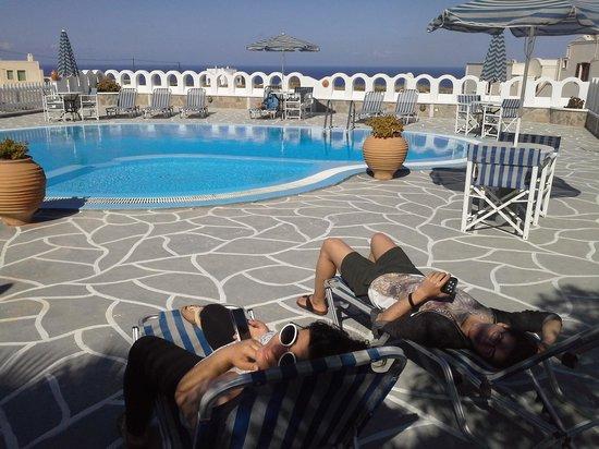Agapi Villas: swimming pool