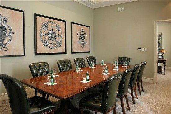 Monarch Hotel: Board room