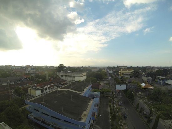 The Edelweiss Hotel Yogyakarta: view rooftop