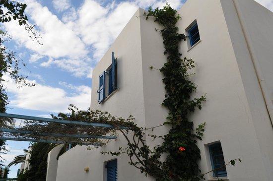 Galeana Beach Hotel: домики