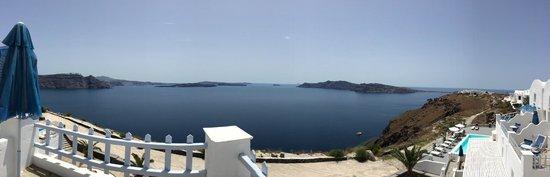 Hotel Atlantida Villas : Room View