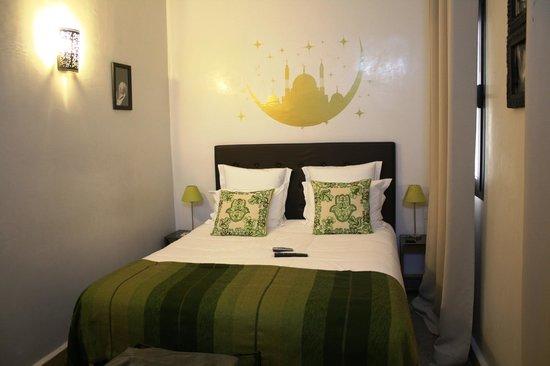 Riad Shanima & Spa: Chambre L'olivier