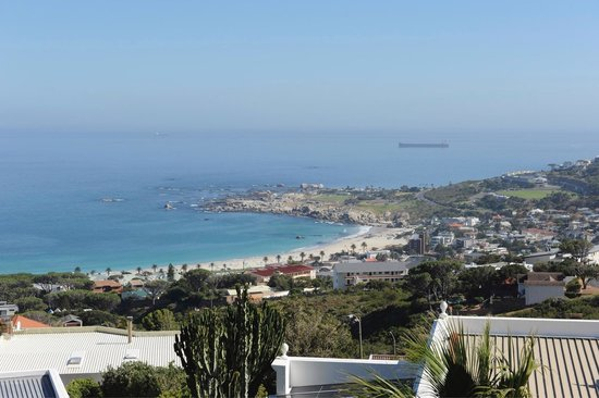 Atlanticview Cape Town Boutique Hotel: View