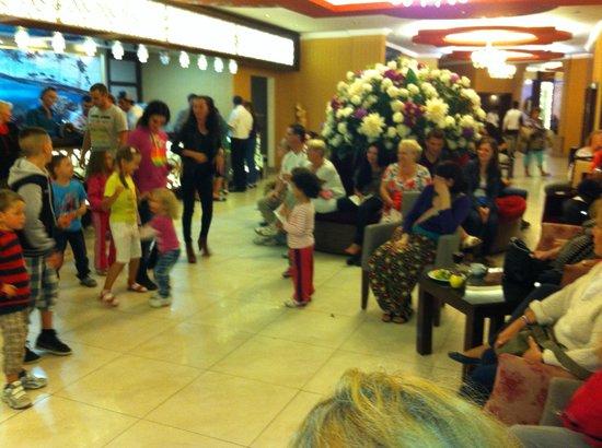 Caretta Beach Hotel: Chilren entertainment