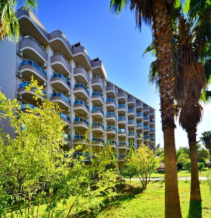 Annabella Diamond Hotel: Hotell