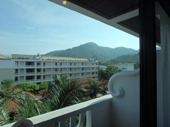 The Old Phuket: Room view