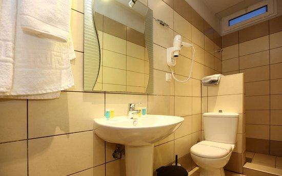 Hotel Angelica: bathroom