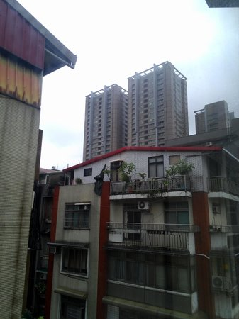 I Love Apple House: View from the apartmen