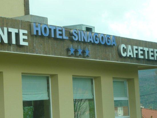 Hotel Sinagoga: vista de fuera