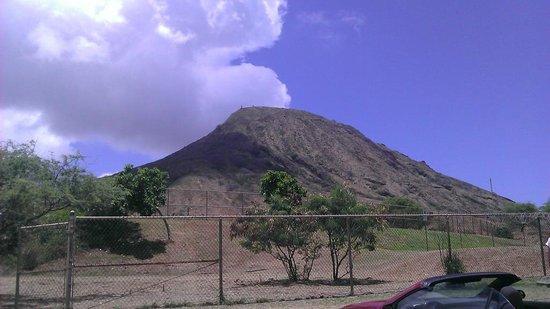 Koko Crater Trail: Вот он какой - Коко Хэд