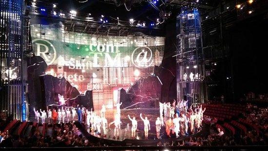 La Nouba - Cirque du Soleil: Finale