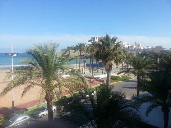 Hotel La Cabana : Lovely view from our balcony!!! Oct 2013