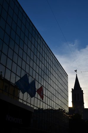 Novotel Geneve Centre: Hotel facade