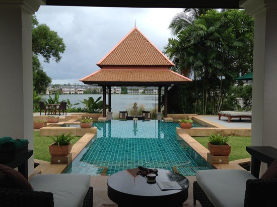 Banyan Tree Phuket: Private pool