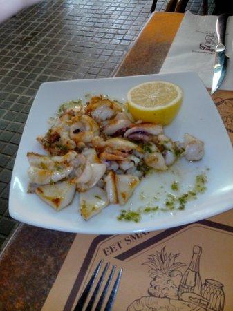 Restaurante El Abuelo: Sepia