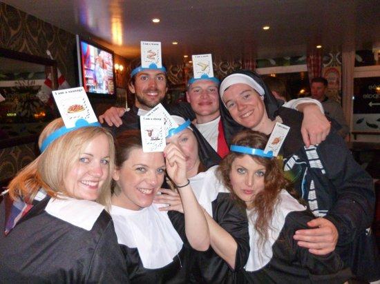 Spitting Feathers Apres Ski Bar: Nun's Night