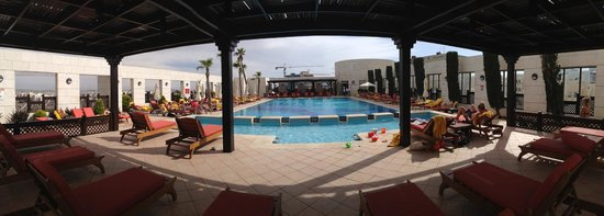 Sheraton Amman Al Nabil Hotel: pool