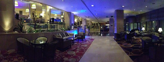 Sheraton Amman Al Nabil Hotel: lobby