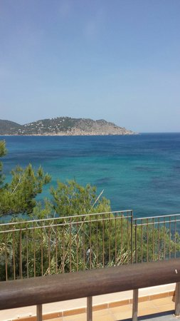 Invisa Hotel Club Cala Verde: Stunning sea views