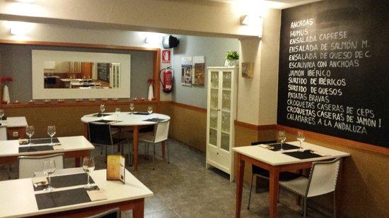 interior: fotografía de Restaurant L'Olla, Sant Feliu de