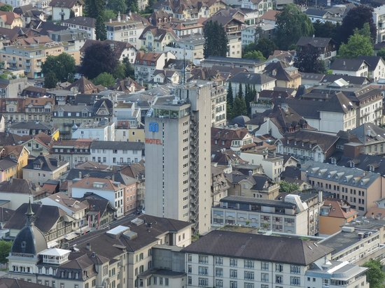 Metropole Hotel Interlaken: A blight on the community