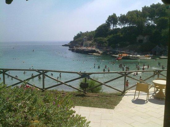 Le Cale d'Otranto Beach Resort : veduta