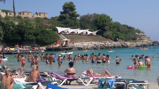 Le Cale d'Otranto Beach Resort: la spiaggia