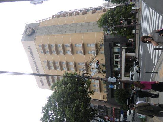 HOTEL YOKOHAMA GARDEN: 全景