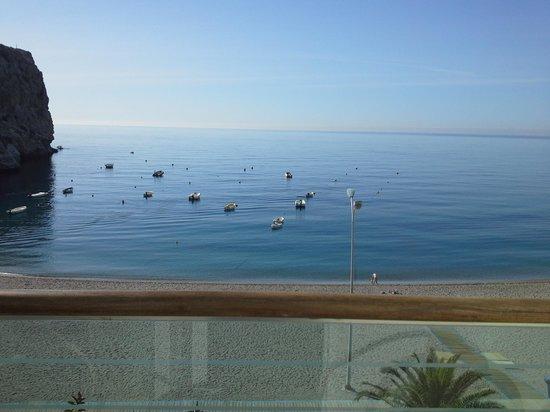Hotel Embarcadero de Calahonda: Vistas desde mi habitación...Fantástico¡¡¡