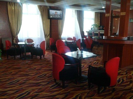 Renion Residence Hotel: ресторан