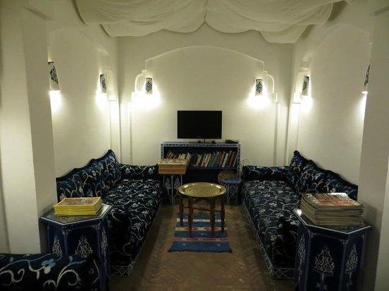 Hotel Al Alba: Salón